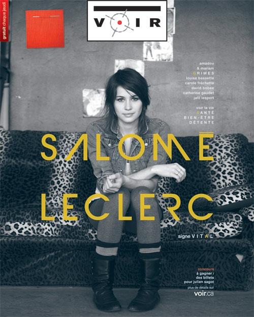 JORGE CAMAROTTI- Salome Le Clerc